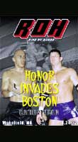 Honor Invade Boston