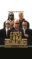 TNA Final Resolution 2008