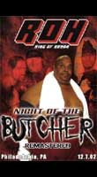 Night Of The Butcher