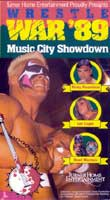 Wrestle War 1989: Music City Showdown